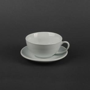 Набор чайный 2 предмета: чашка 250 мл+блюдце