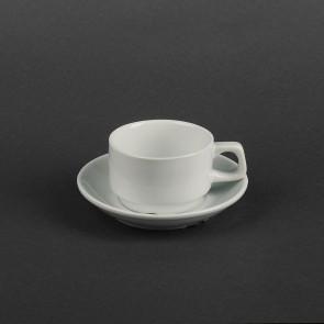 Набор кофейный 2 предмета: чашка 80 мл+блюдце