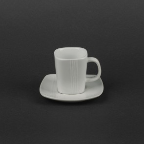 Набор кофейный 2 предмета: чашка 100 мл+блюдце
