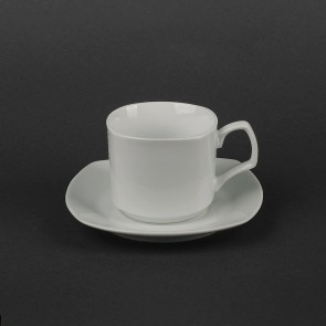 Набор чайный 2 предмета: чашка 180 мл+блюдце