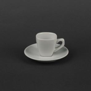 Набор кофейный 2 предмета: чашка 70 мл+блюдце